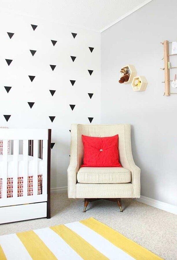 adesivos para quarto de bebê moderno Foto Fresh Crush