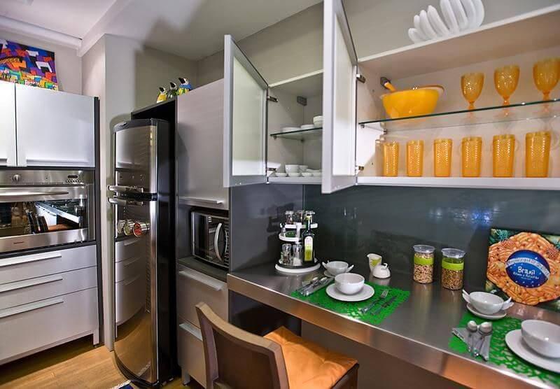 armario de cozinha itens amarelos idalia daudt 102208