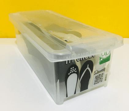 caixa organizadora de sapatos