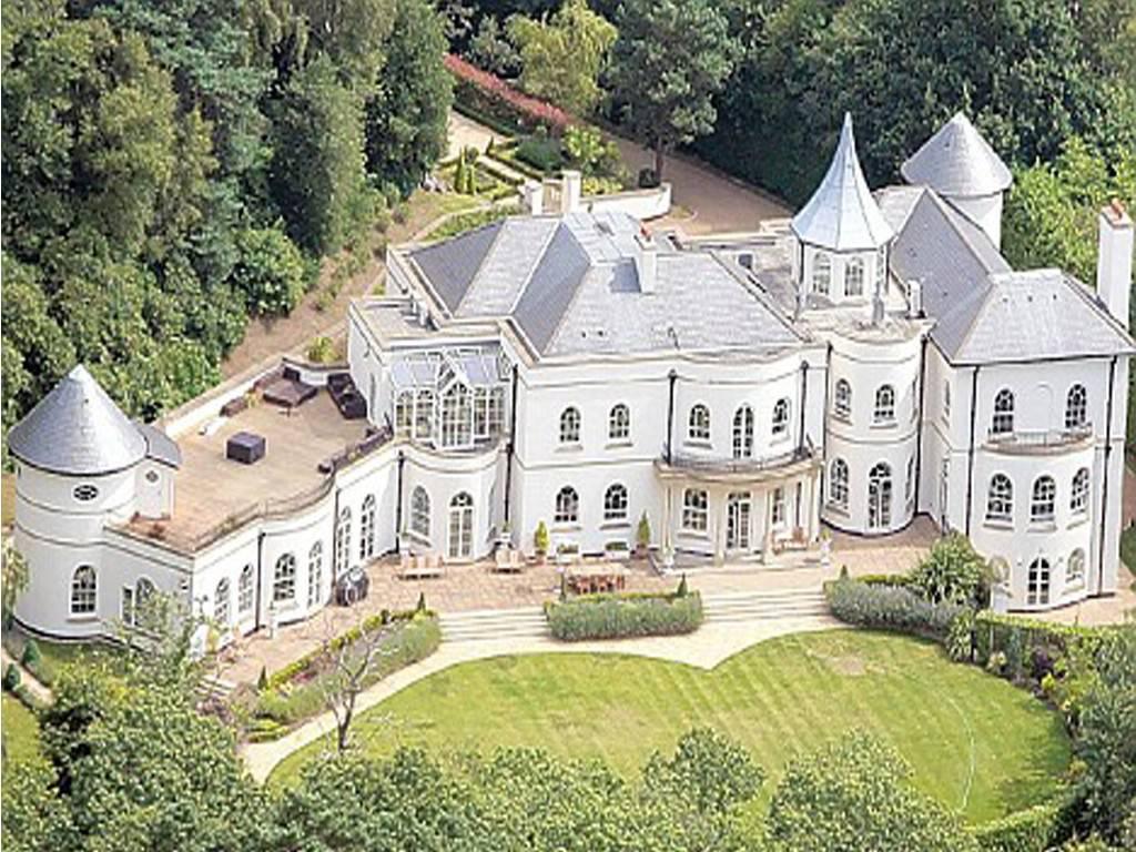 casa de jogadores - Didier Drogba