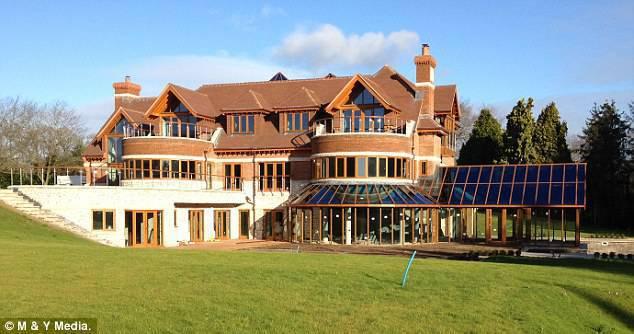 casa dos jogadores - John Terry