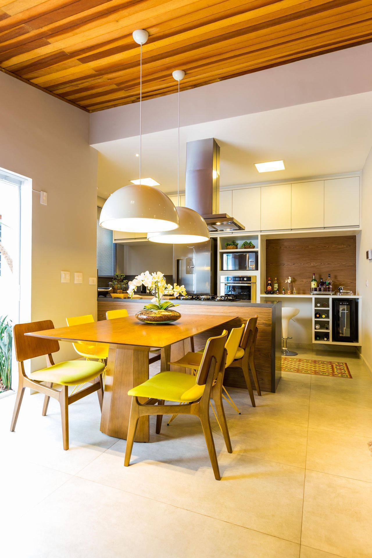 mesa de jantar by arquitetura 9848