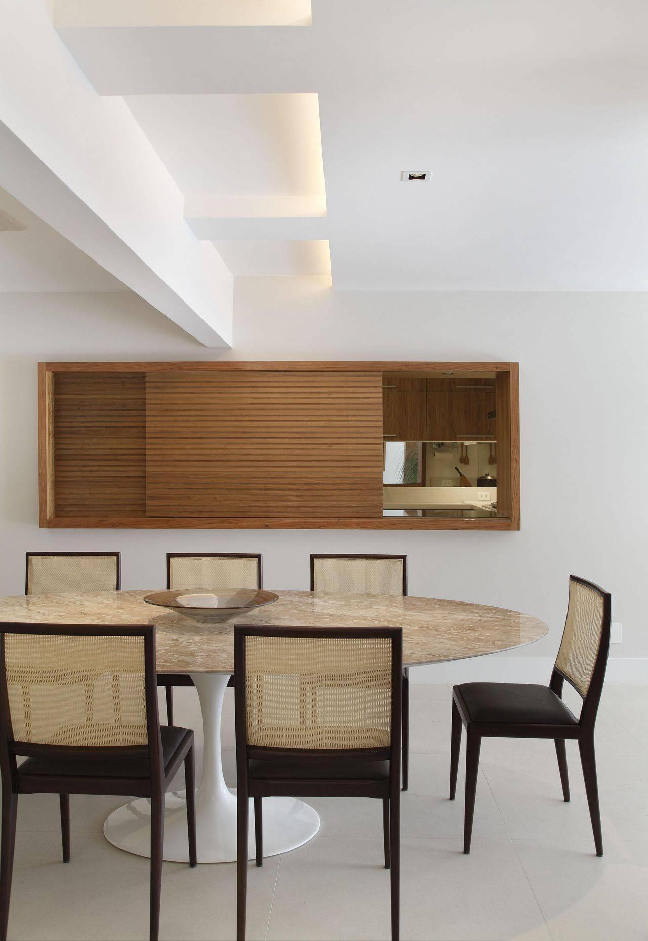 mesa de jantar escala arquitetura 3093