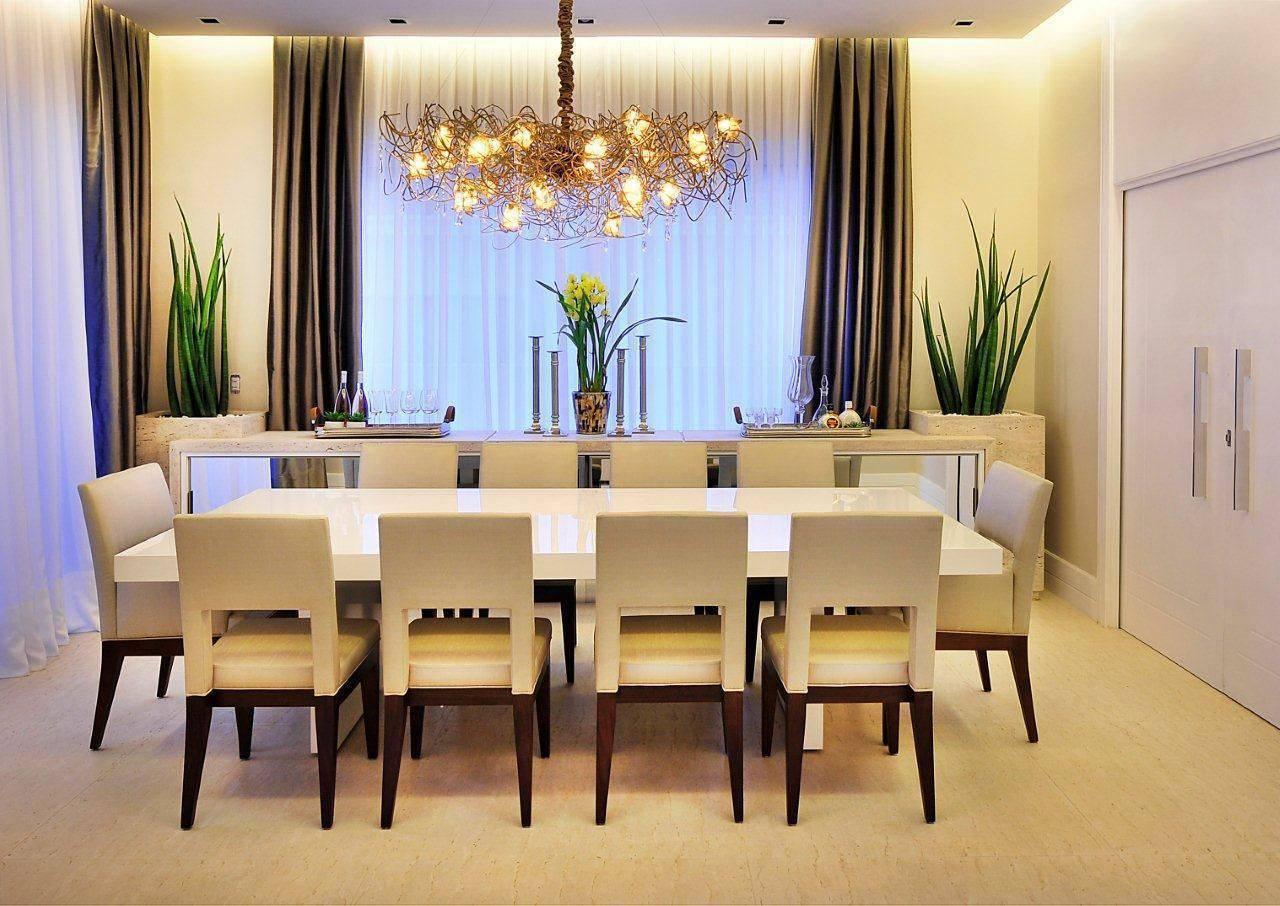 Resultado de imagem para mesa de jantar moderna