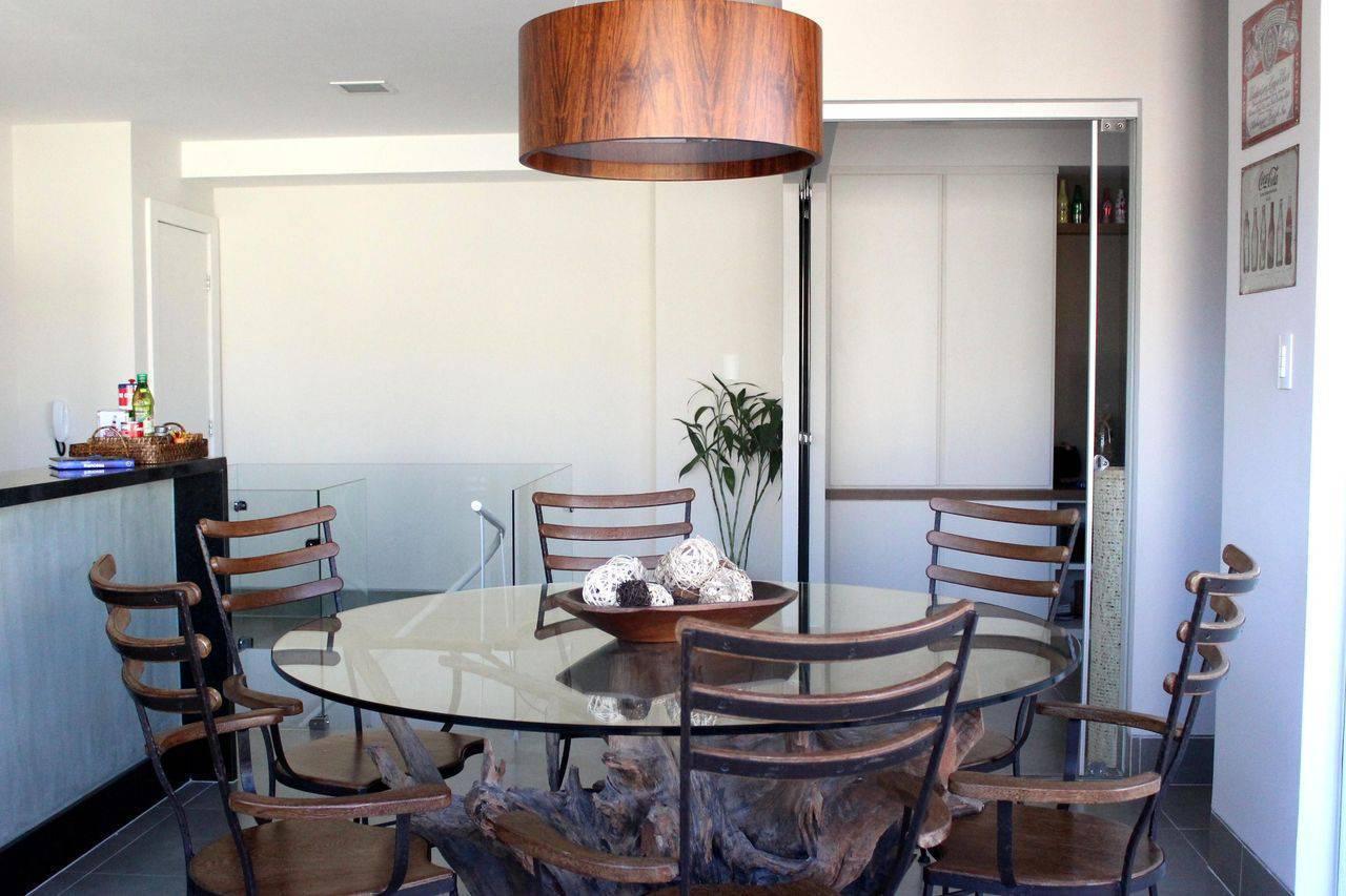 mesa de jantar studio due arquitetura 48796