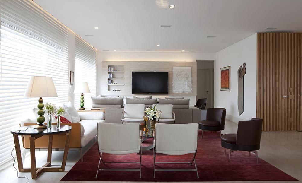 persianas para sala de estar deborah roig 24362