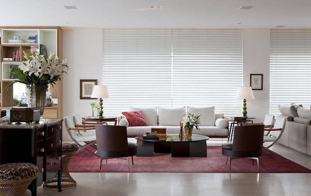 persianas para sala de estar deborah roig 24381
