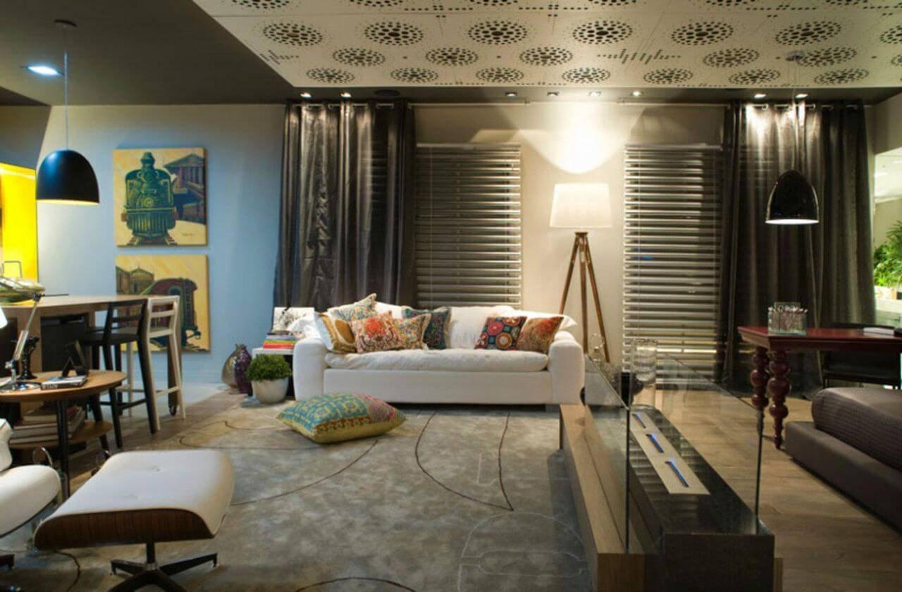 persianas para sala de estar mariela felippetti 24147
