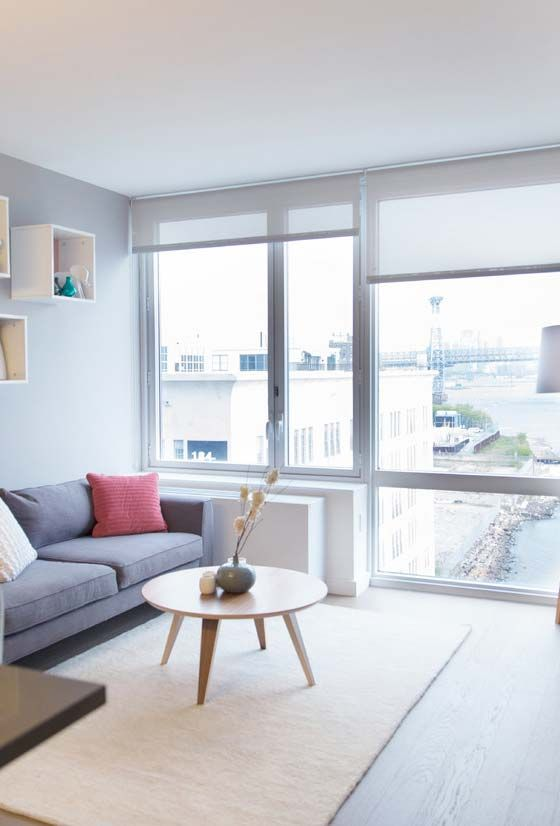 Persianas para sala de estar