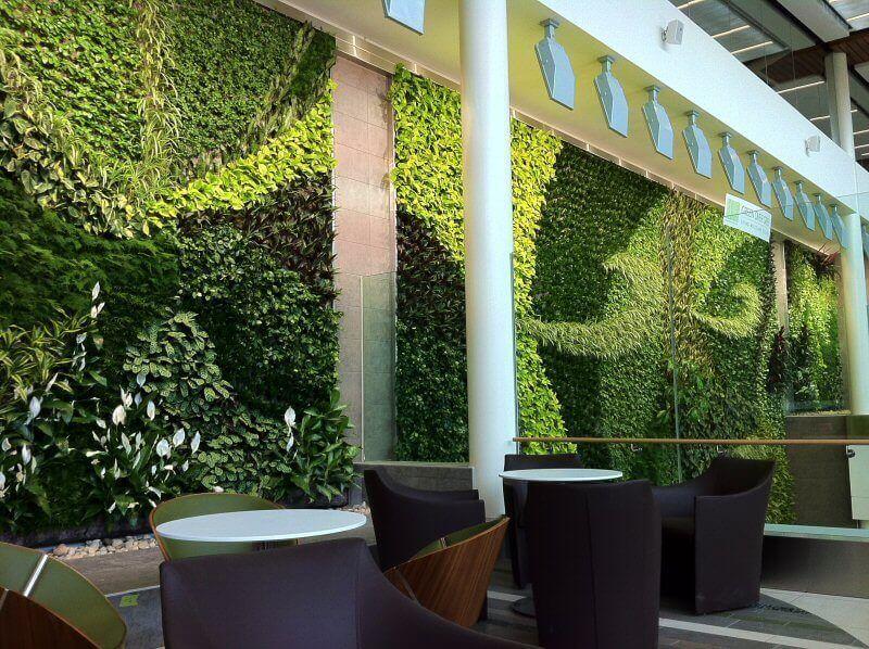 suntuoso jardim vertical