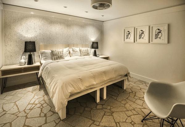 Cores para quartos neutros