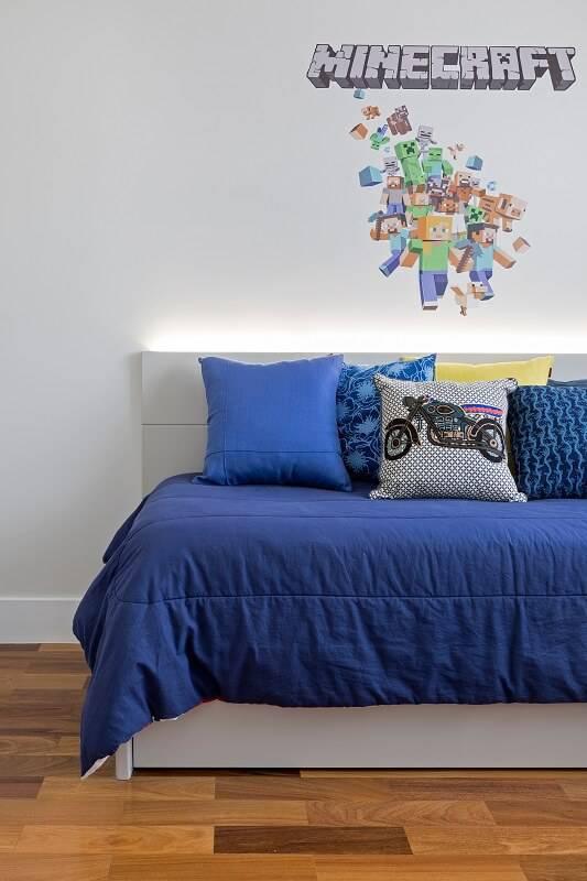 apartamento colorido decorado quarto de menino