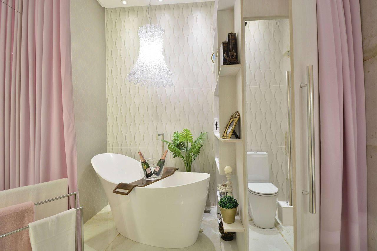 banheira branca casacor 105022