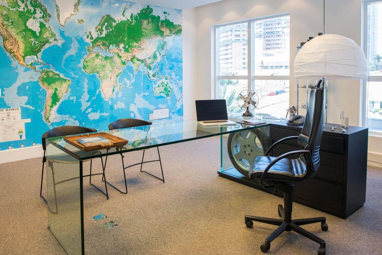 cadeira de escritorio wt studio 67502