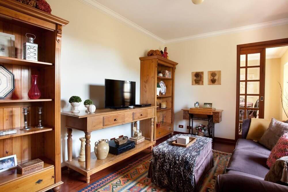 casas de campo sala de estar liliana zenaro 114154