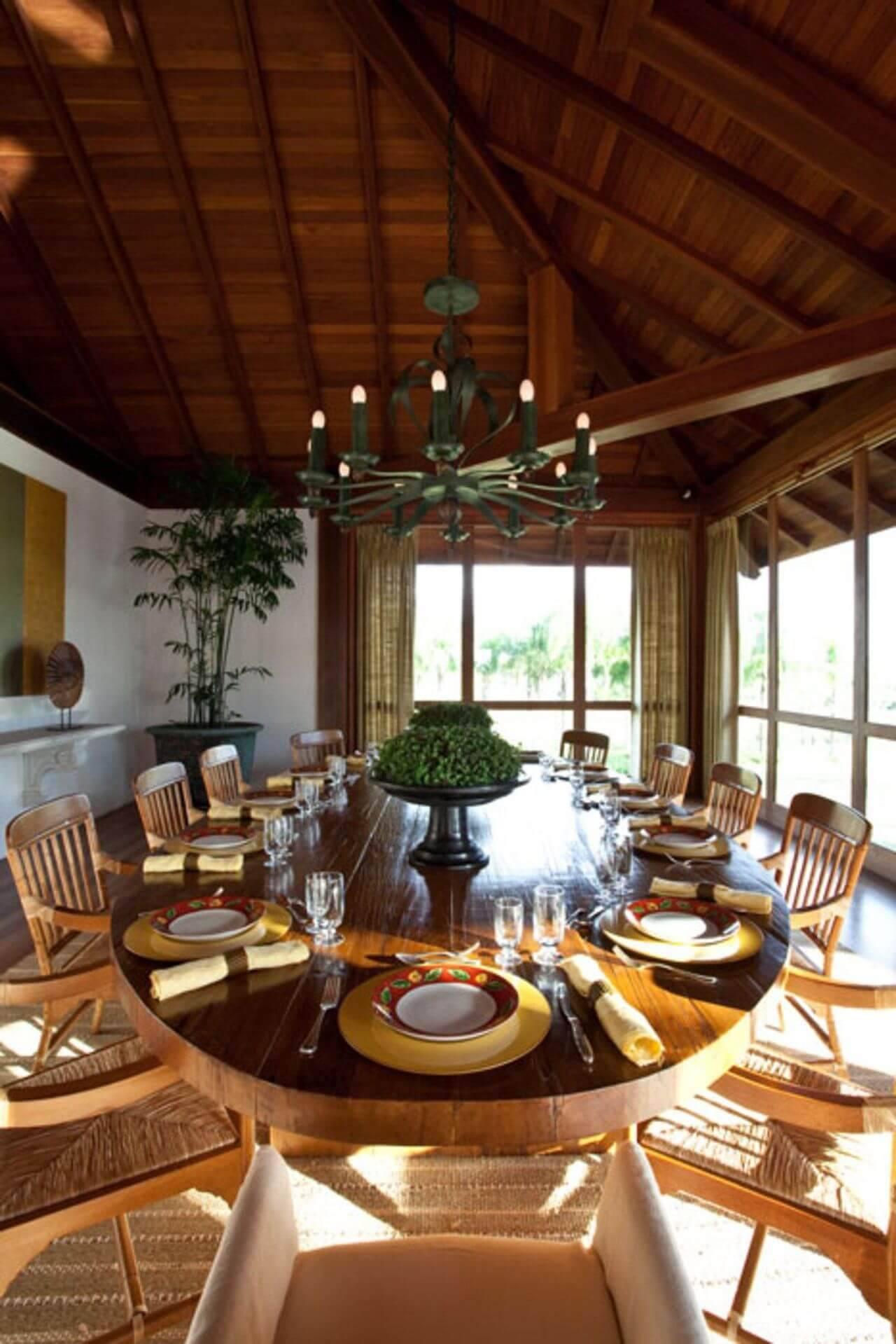 70 Modelos De Casas De Campo Para Inspirar Voc