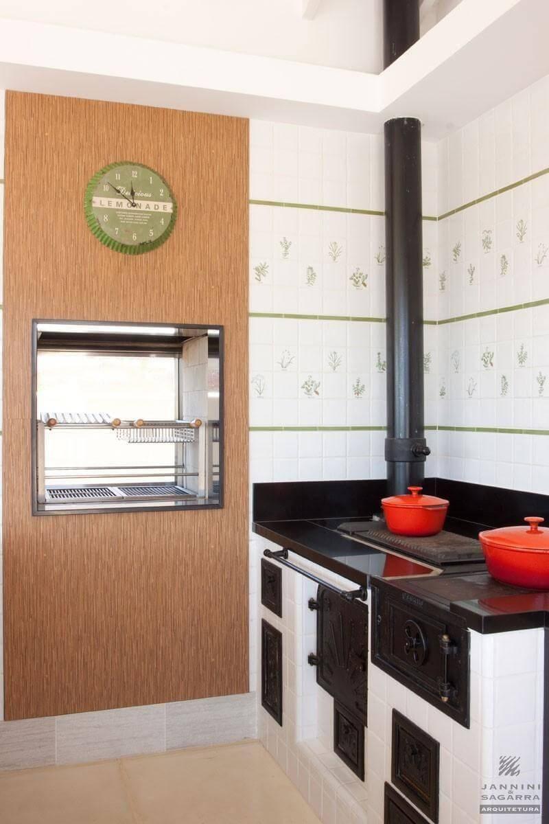 churrasqueira pre moldada com textura jannini sagarra arquitetura 55196
