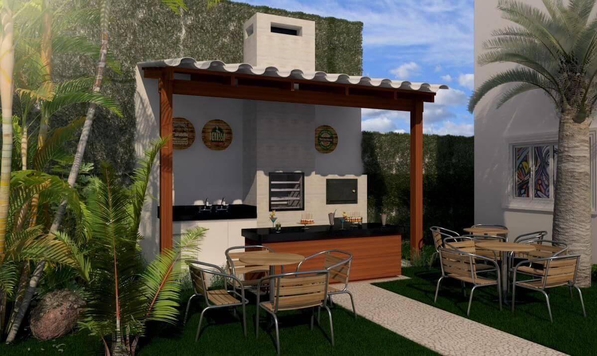 churrasqueira pre moldada quintal raduan arquitetura 105685