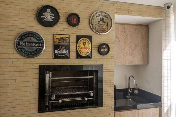 churrasqueira pre-moldada