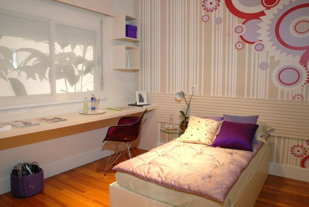 cores para quarto de menina com escritorio teresinha nigri-737
