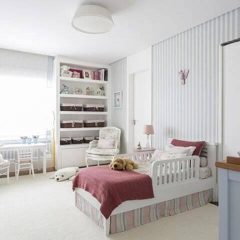 cores para quarto menina com listras bmgarquitetura 22397