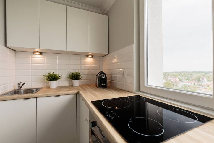 Casa dos sonhos - Cooktop com boca de indução