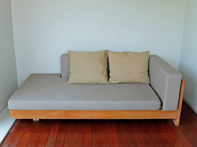sofa cama de canto