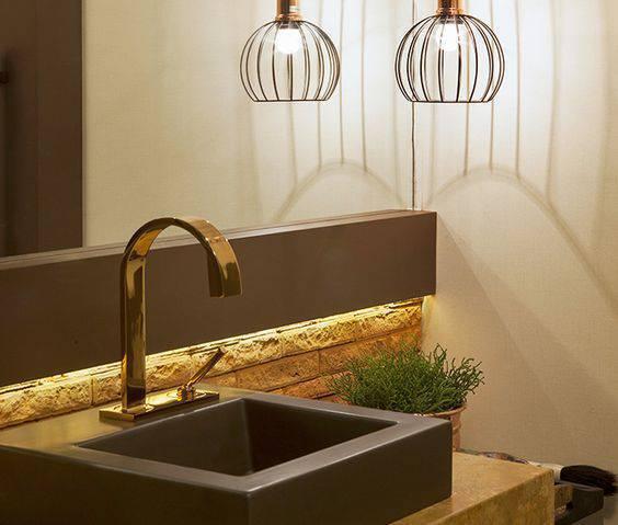 34 Torneiras para Banheiro da Deca para Decorar e Equipar seu Banheiro -> Torneira Banheiro Simples