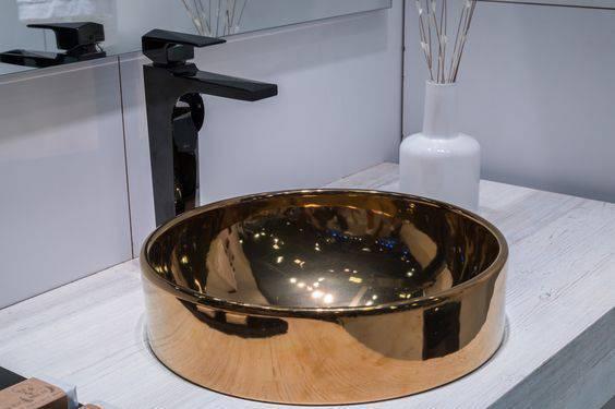 torneiras para banheiro da deca cuba cobre