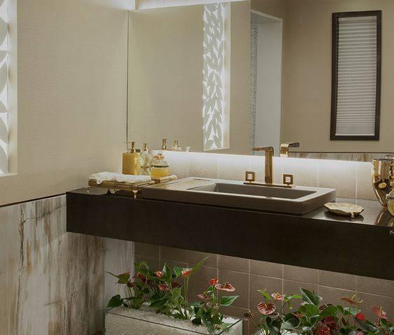 torneira para banheiro alavanca quadrada