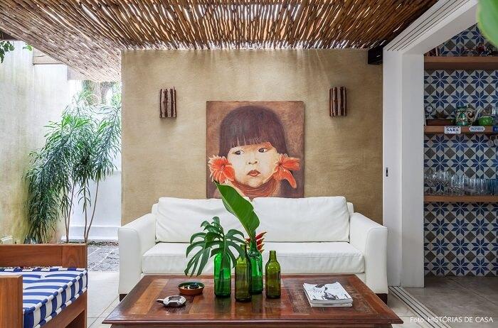 Aproveite a iluminação natural no projeto da casa de praia
