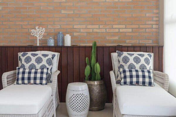 Cactos na decoração de ambientes