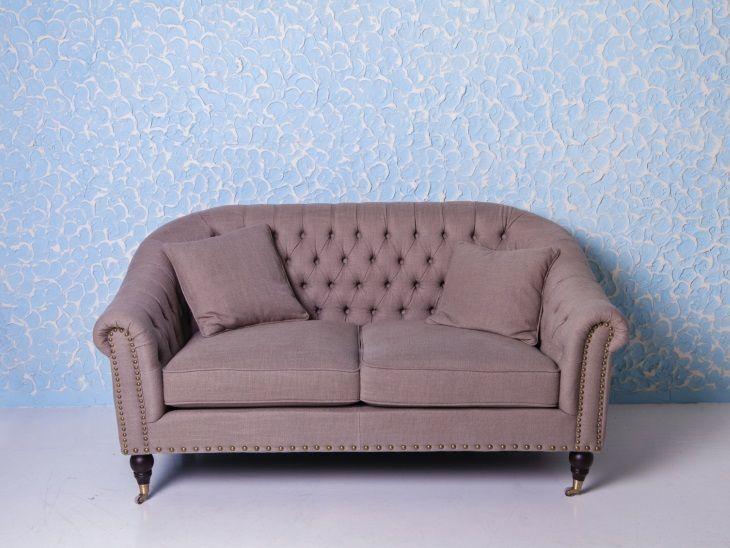 Como aplicar textura de parede em tons de azul