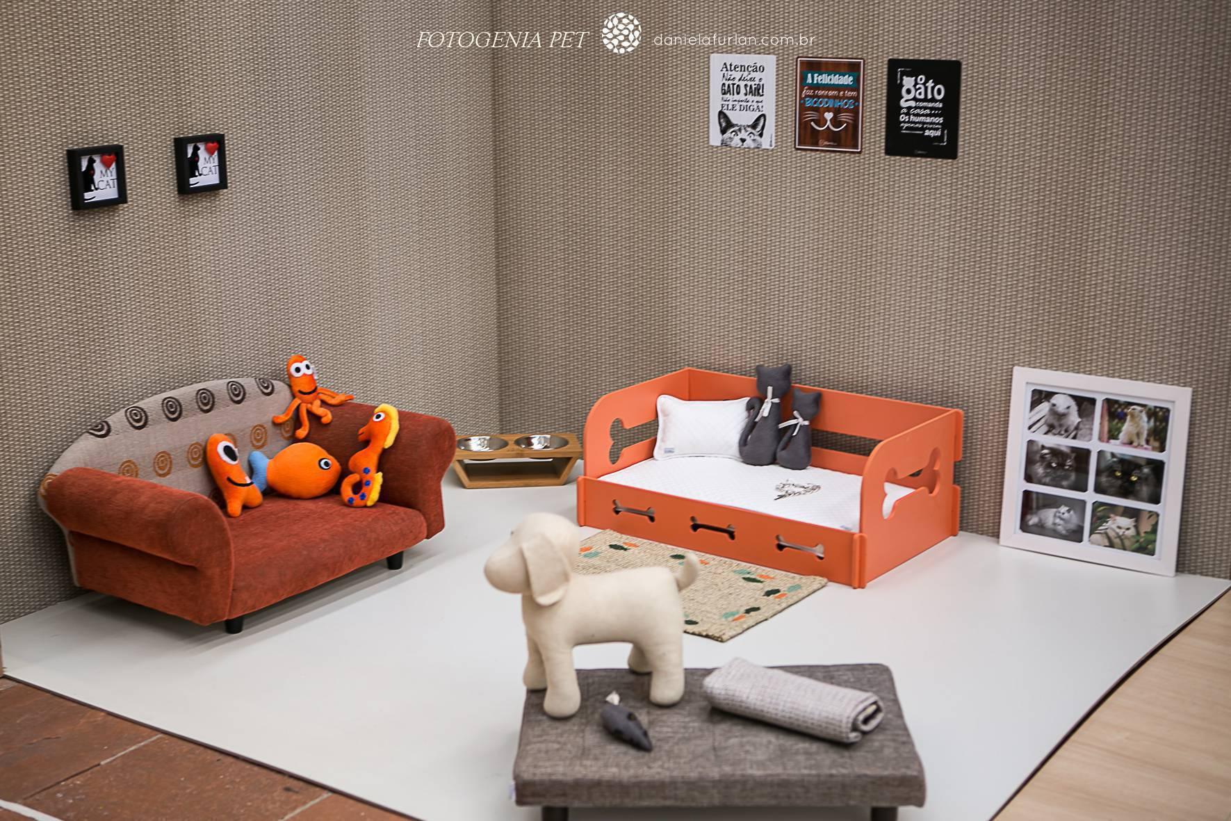 Decoração para pets - sala de estar