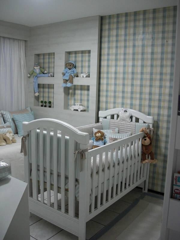 Papel de Parede quarto de bebe luciana holanda 51836