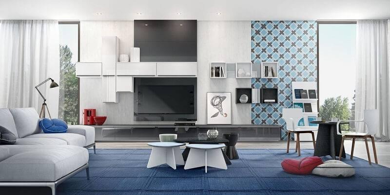 Papel de Parede sala de estar innovafatto 36091