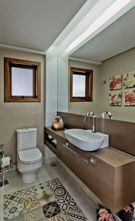 azulejo banheiro piso hidraulico espaco do traco 105608