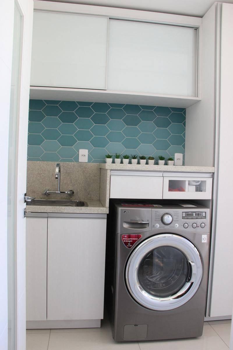 azulejo lavanderia azul degrade 501 arquitetura 77585