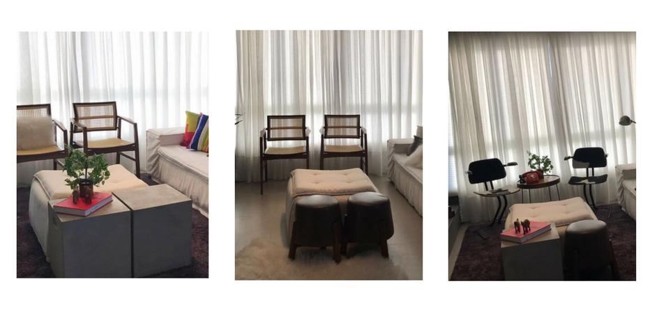cadeiras criativas