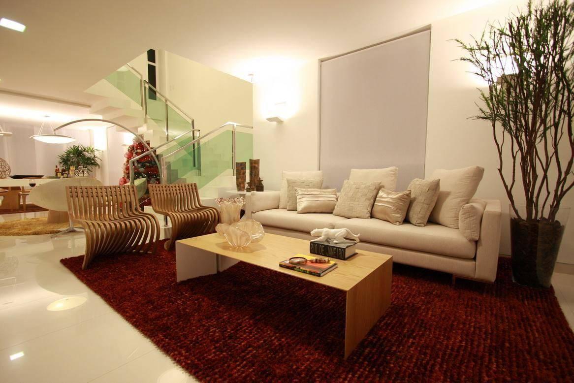 cadeiras sala de estar madeira curvas larissa vinagre 44382