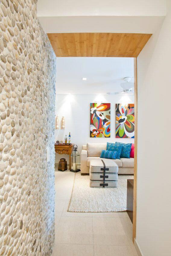 casa de praia parede pedrinhas pepita e paulo 131635