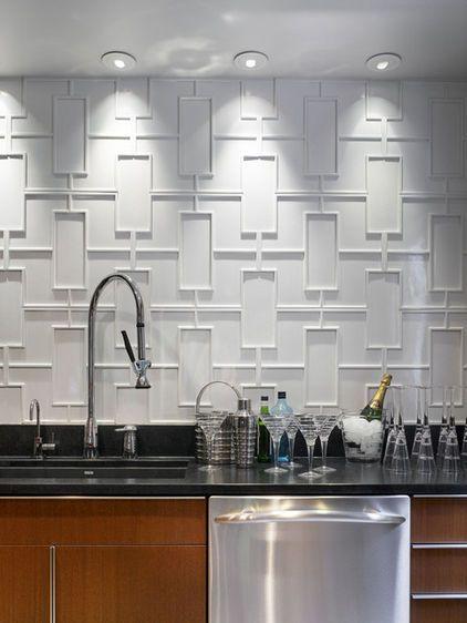 Aprenda como aplicar textura de parede na cozinha moderna