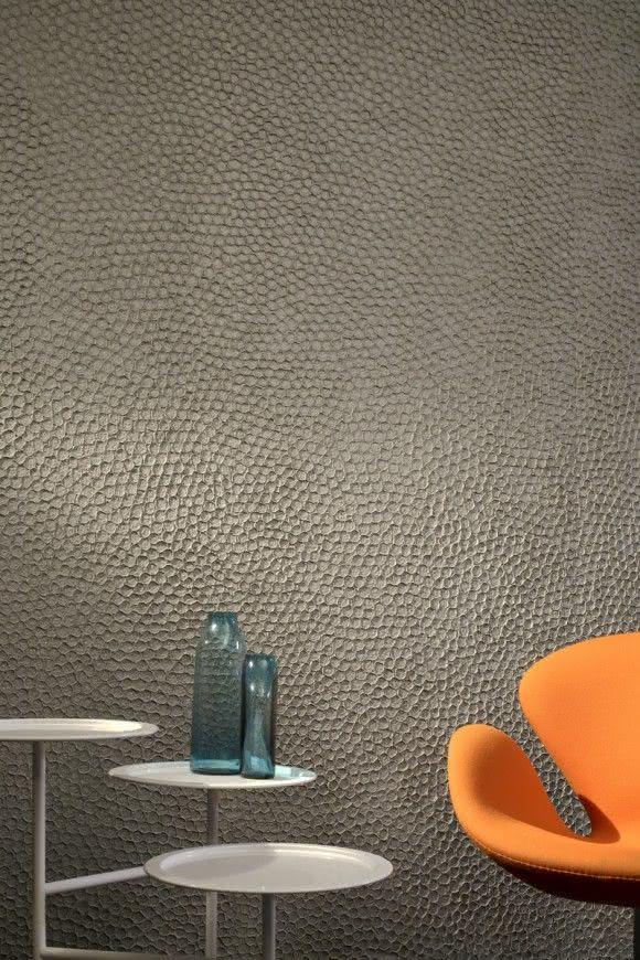 Aprenda como aplicar textura na parede de sala