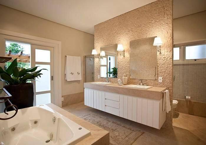 espelho para banheiro duplo mauricio karam 66381