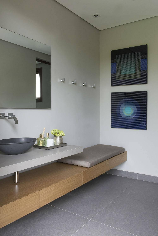 espelho para banheiro liso triplex arquitetura 16660