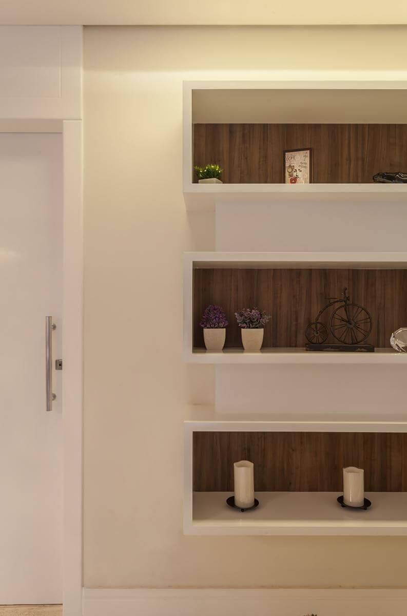 estante decorativa nichos suspensa raduan arquitetura 101237
