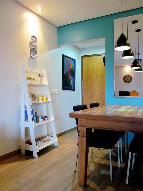 estante decorativa sala de jantar ionara oliveira 42985