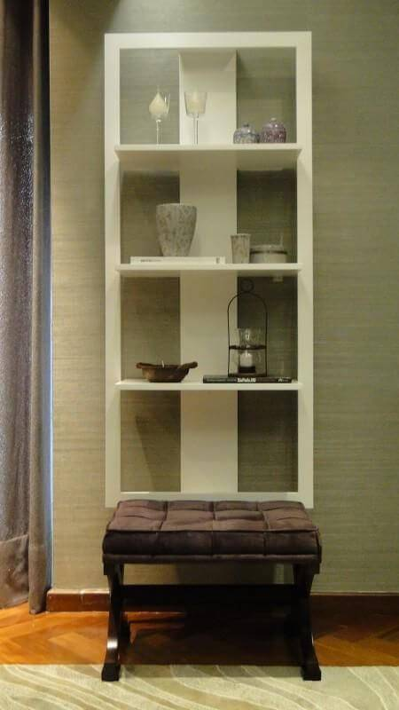 estante decorativa suspensa meyer cortez 83795