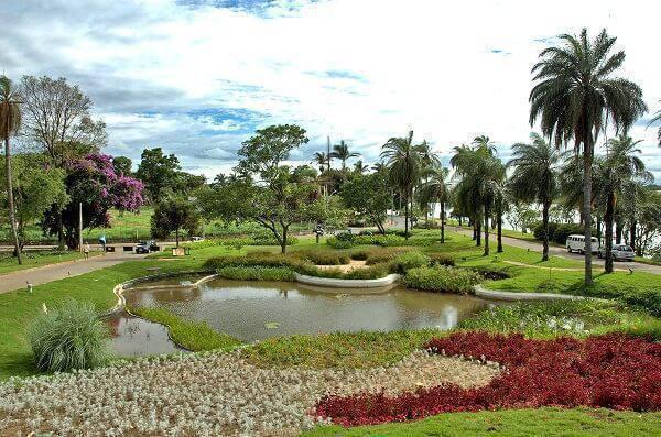 garden jardim tropical alalou