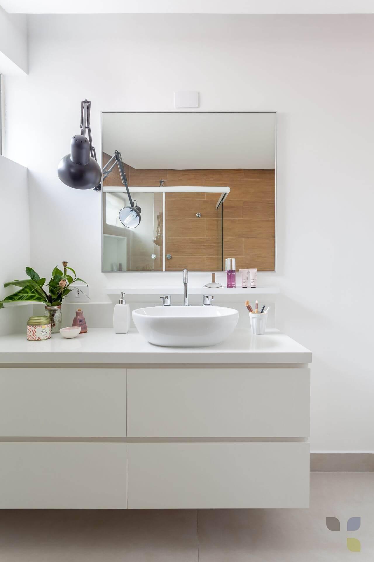 luminarias banheiro com arandela articulada carol tasiro 137792